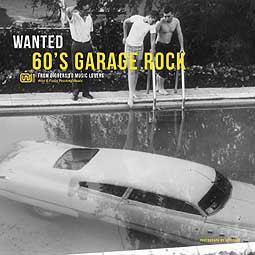 Cover V/A, wanted 60s garage rock
