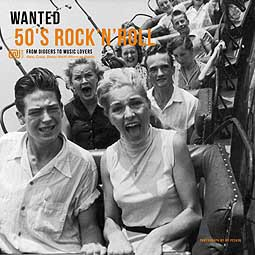 Cover V/A, wanted 50s rock´n roll