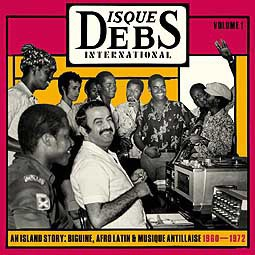 V/A, disques debs international (1960-1972) cover
