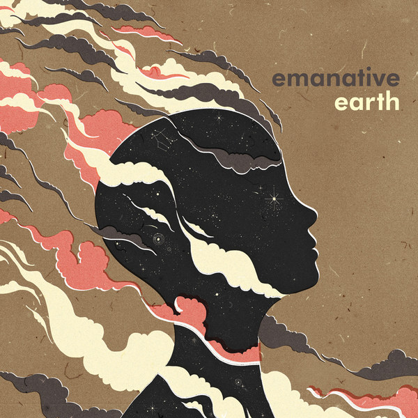 Cover EMANATIVE, earth