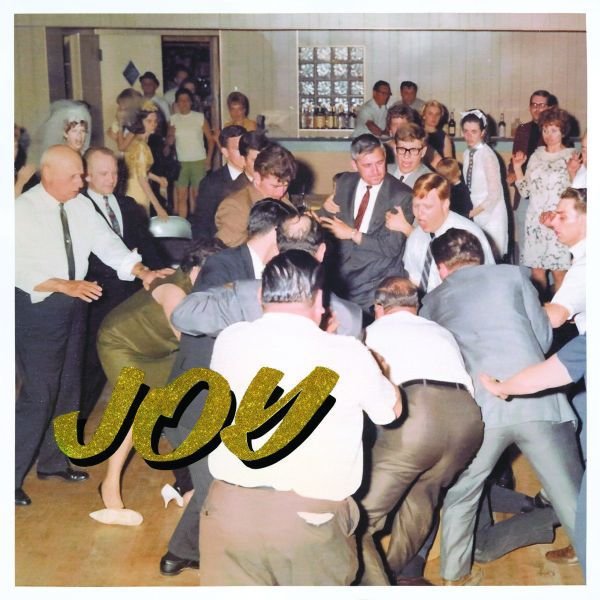 IDLES, joy as an act of resistance cover