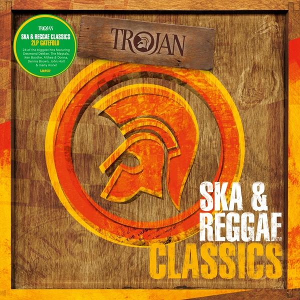 V/A, ska & reggae classics cover