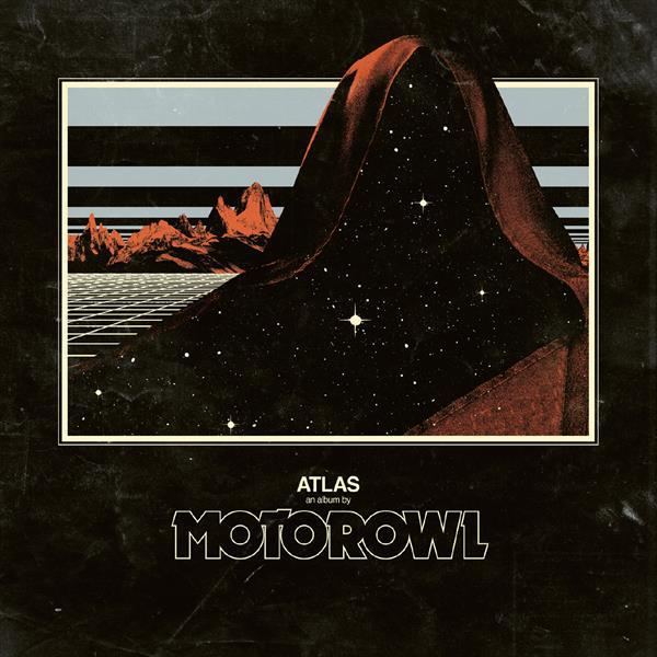 MOTOROWL, atlas cover