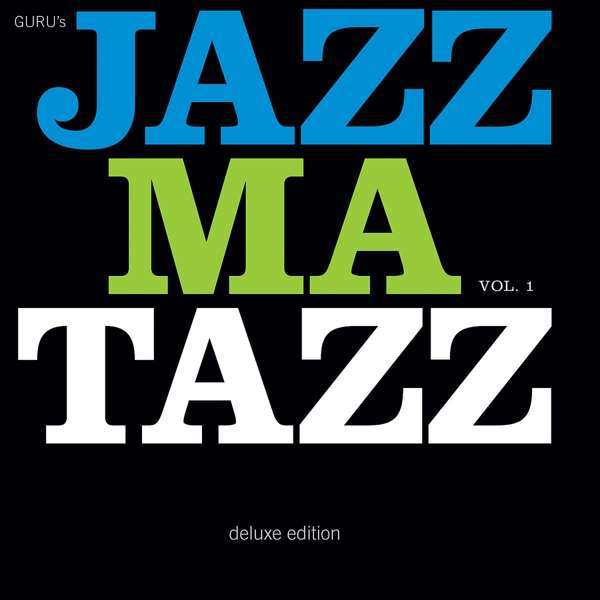 Cover GURU, jazzmatazz vol. 1 (25th anniversary)