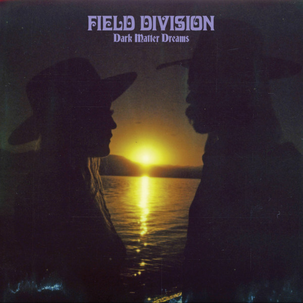 Cover FIELD DIVISION, dark matter dreams