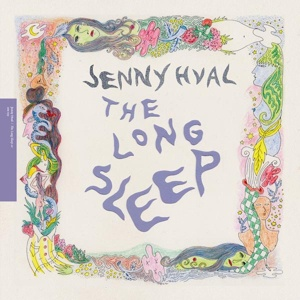 JENNY HVAL, the long sleep cover