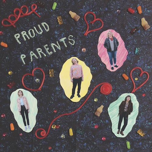 Cover PROUD PARENTS, s/t