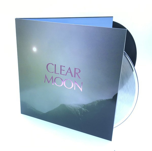 Cover MOUNT EERIE, clear moon/ocean roar