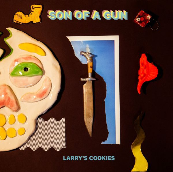 SON OF A GUN, larry´s cookies cover