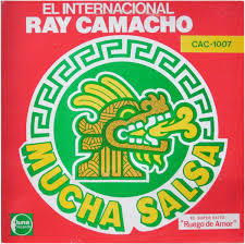 Cover EL INTERNATIONAL RAY CAMACHO, mucha salsa