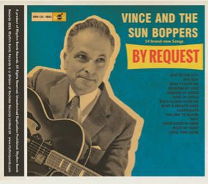 Cover VINCE AND THE SUNBOPPERS, by request