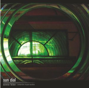 Cover SUN DIAL, science fiction