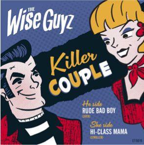 WISE GUYZ, killer couple cover