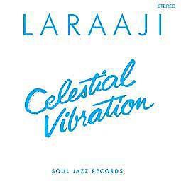 LARAAJI, celestial vibration cover