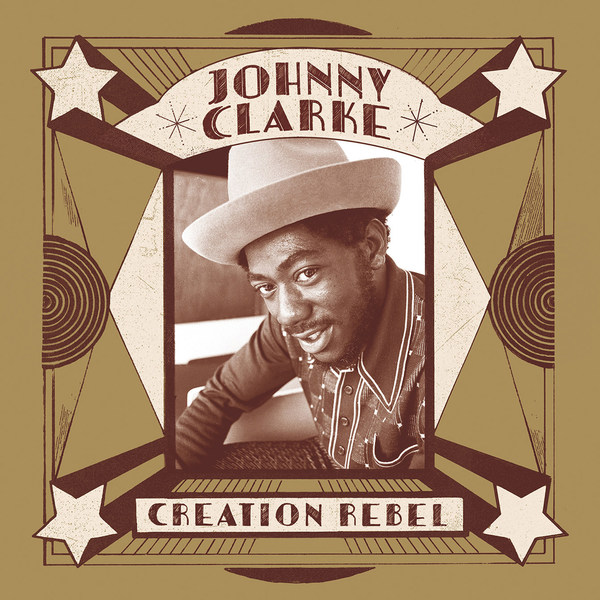Cover JOHNNY CLARKE, creation rebel