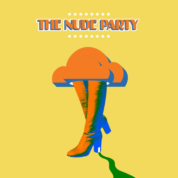 Cover NUDE PARTY, s/t