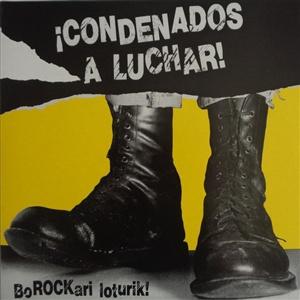 V/A, condenados a lunchar cover