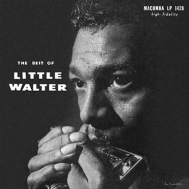 Cover LITTLE WALTER, best of