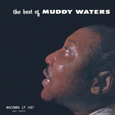 Cover MUDDY WATERS, best of