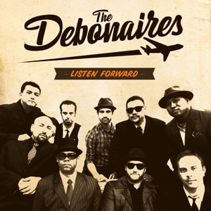 DEBONAIRES, listen forward cover