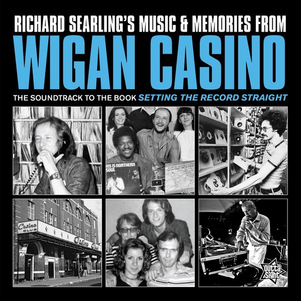 V/A, wigan casino 1973-1981 cover