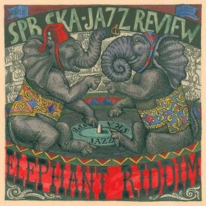 ST. PETERSBURG SKA-JAZZ REVIEW, elephant riddim cover