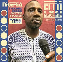 Cover V/A, nigeria fuji machine- synchro sound system & power