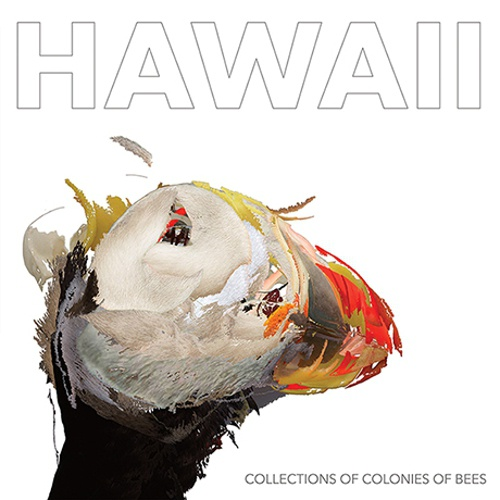 Cover COLLECTIONS OF COLONIES OF BEES, hawaii
