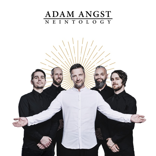 ADAM ANGST, neintology cover