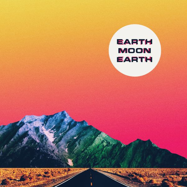 EARTH MOON EARTH, s/t cover