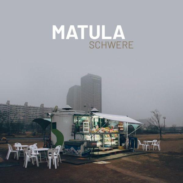 MATULA, schwere cover