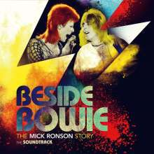 Cover V/A, beside bowie: the mick ronson story