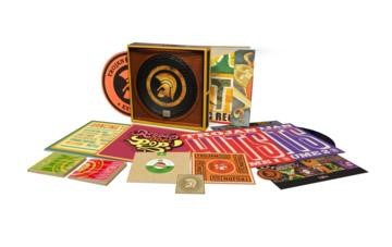 Cover V/A, trojan records boxset