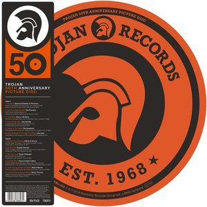 Cover V/A, trojan 50th anniversary