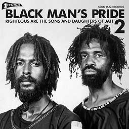 Cover V/A, black man´s pride 2 (studio one)