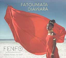 FATOUMATA DIAWARA, fenfo cover