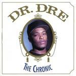 Cover DR. DRE, the chronic