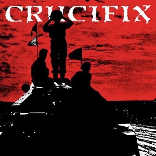 CRUCIFIX, s/t cover