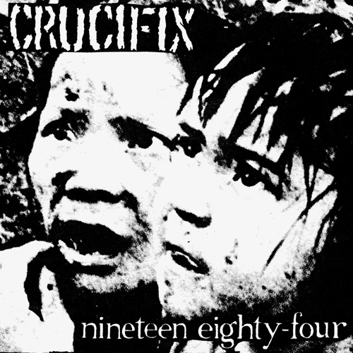 CRUCIFIX, nineteen eighty-four cover