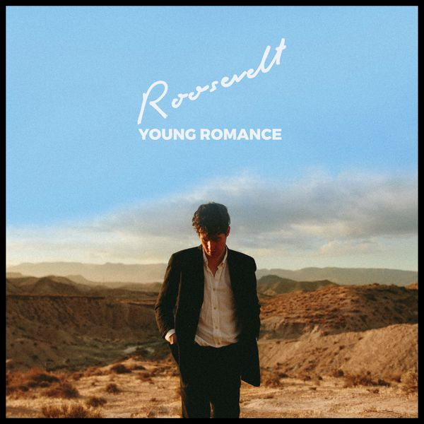 ROOSEVELT, young romance cover