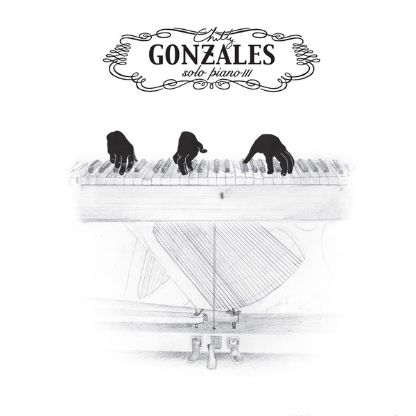 Cover CHILLY GONZALES, solo piano III