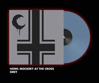 LEVIATHAN, howl mockery at the cross cover