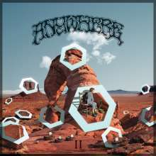 ANYWHERE, II cover