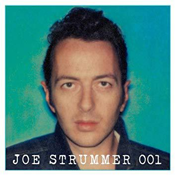 JOE STRUMMER, 001 cover