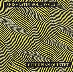 ETHIOPIAN QUINTET / MULATU ASTATKE, afro-latin soul 2 cover