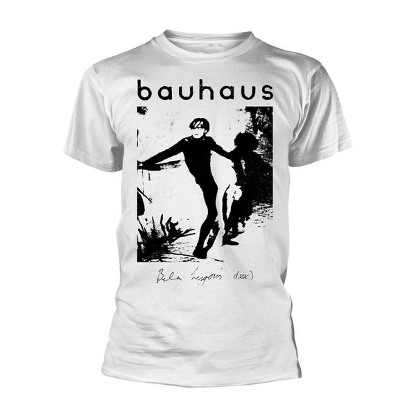 BAUHAUS, bela lugosi´s dead (boy) white cover