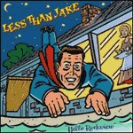 Cover LESS THAN JAKE, hello rockview