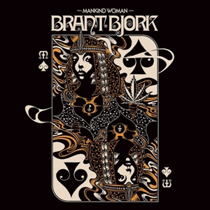 BRANT BJORK, mankind woman cover