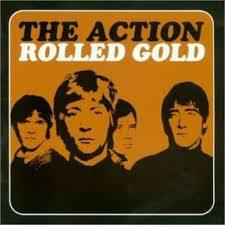 Cover ACTION, rolled gold