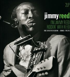 JIMMY REED, i´m jimmy reed / rockin´ with reed cover